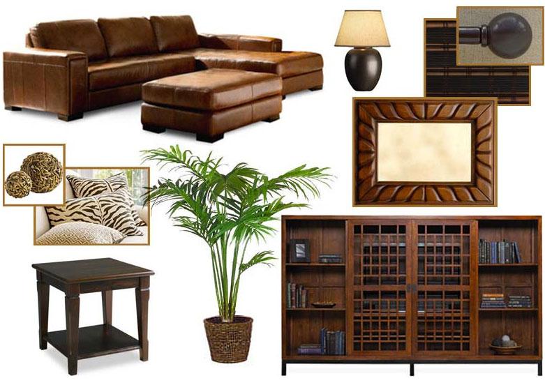 Tropical living room hot girls wallpaper for Tropical living room furniture